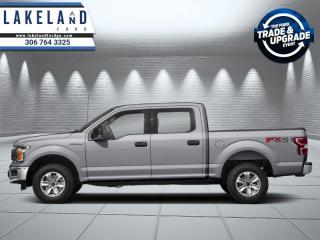 New 2020 Ford F-150 XLT  - Navigation - $323 B/W for sale in Prince Albert, SK