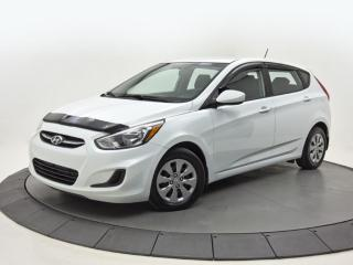Used 2015 Hyundai Accent GL MANUEL SIÈGES CHAUFFANTS BLUETOOTH CRUISE for sale in Brossard, QC
