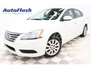 Used 2015 Nissan Sentra SV *Push-Start *Camera *Bluetooth for sale in St-Hubert, QC