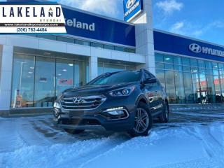 Used 2018 Hyundai Santa Fe Sport Premium AWD  - $166 B/W for sale in Prince Albert, SK