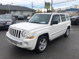 Used 2010 Jeep Patriot LIMITED 4X4 for sale in Laval, QC