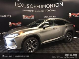 Used 2021 Lexus RX 350 Luxury Package for sale in Edmonton, AB