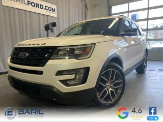Used 2017 Ford Explorer 4 RM, 4 portes, Sport for sale in St-Hyacinthe, QC
