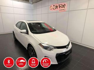 Used 2016 Toyota Corolla SE - TOIT OUVRANT for sale in Québec, QC