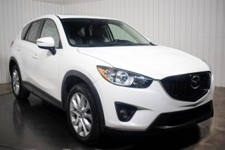 Used 2015 Mazda CX-5 GT AWD CUIR TOIT MAGS NAVIGATION for sale in St-Hubert, QC