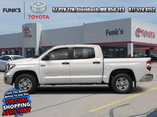 New 2021 Toyota Tundra SR5 TRD Off-Road   - Spray in Bed Liner for sale in Steinbach, MB