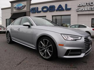 Used 2017 Audi A4 PREMIUM PLUS for sale in Ottawa, ON