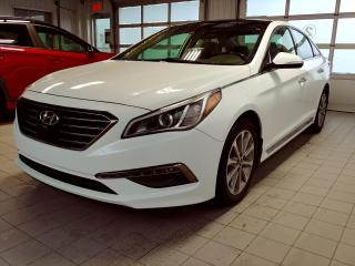Used 2016 Hyundai Sonata 2.4L Limited VOLANT ET BANC CHAUFFANT TOI PANO for sale in Ste-Julie, QC