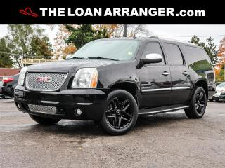 Used 2011 GMC Yukon Denali for sale in Barrie, ON