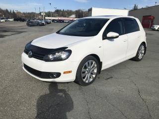Used 2013 Volkswagen Golf Voiture à hayon, 5 p, boîte auto. Éd. Wo for sale in Sherbrooke, QC