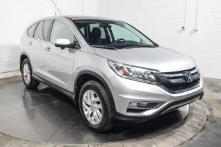 Used 2016 Honda CR-V EX AWD A/C MAGS TOIT CAMERA DE RECUL for sale in St-Hubert, QC