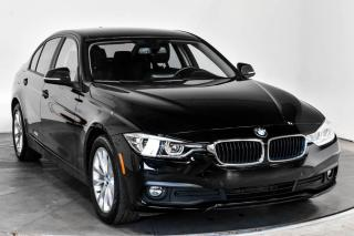 Used 2017 BMW 3 Series 320i Xdrive Cuir for sale in St-Hubert, QC