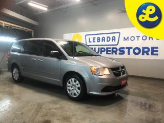 Used 2014 Dodge Grand Caravan SXT Stow N Go * Power second row windows Power 3rd row quarter vented windows Power windows w/front one touch down * Hands Free Steering Wheel Control for sale in Cambridge, ON