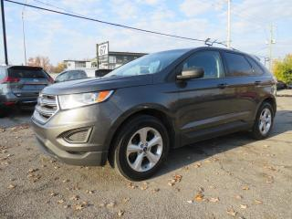Used 2017 Ford Edge SE CAMERA MAGS 18 AUTO A/C CRUISE BLUETOOTH for sale in St-Eustache, QC