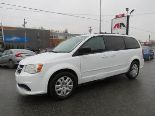 Used 2016 Dodge Grand Caravan SXT 7 PASSAGER STOW N GO AUTO A/C CRUISE for sale in St-Eustache, QC
