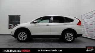 Used 2015 Honda CR-V EX + AWD + BLUETOOTH + VITRES TEINTEES ! for sale in Trois-Rivières, QC
