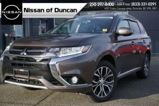 Used 2018 Mitsubishi Outlander Phev SE for sale in Duncan, BC