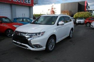 Used 2019 Mitsubishi Outlander Phev GT for sale in Nanaimo, BC
