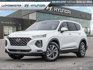 New 2020 Hyundai Santa Fe Luxury for sale in Lloydminster, SK