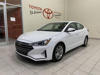 Used 2019 Hyundai Elantra Preferred Auto w-Sun & Safety Package for sale in Mirabel, QC