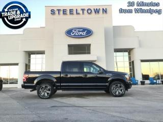 New 2020 Ford F-150 XLT  - Navigation for sale in Selkirk, MB