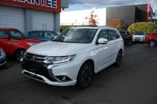 Used 2018 Mitsubishi Outlander Phev GT for sale in Nanaimo, BC