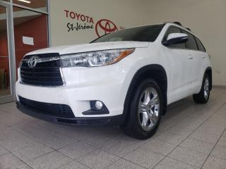 Used 2015 Toyota Highlander * Limited * AWD * CUIR * GPS * TOIT PANO * for sale in Mirabel, QC