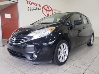 Used 2014 Nissan Versa Note * MAGS * CAMERA DE RECUL * SIEGES CHAUFFANTS * for sale in Mirabel, QC