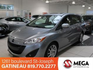 Used 2016 Mazda MAZDA5 GT for sale in Gatineau, QC