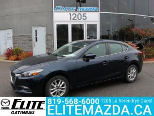 Used 2017 Mazda MAZDA3 SE for sale in Gatineau, QC