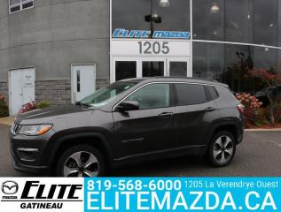 Used 2017 Jeep Compass NORTH for sale in Gatineau, QC