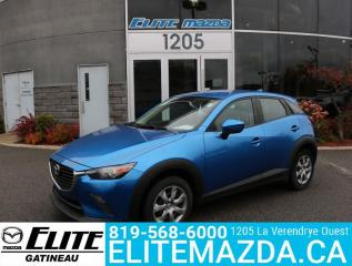 Used 2016 Mazda CX-3 GX for sale in Gatineau, QC