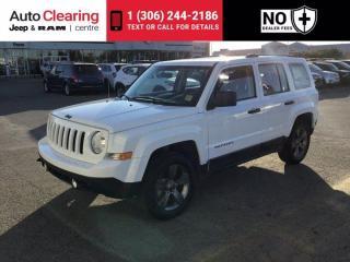 Used 2016 Jeep Patriot SPORT for sale in Saskatoon, SK