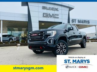 New 2021 GMC Sierra 1500 AT4 for sale in St. Marys, ON