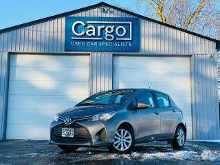 Used 2015 Toyota Yaris LE for sale in Stratford, ON