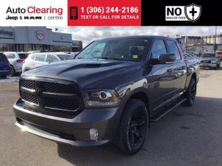 Used 2018 RAM 1500 NIGHT for sale in Saskatoon, SK