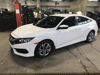 Used 2017 Honda Civic LX 4 portes CVT for sale in Gatineau, QC