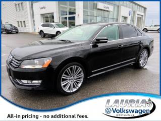 Used 2015 Volkswagen Passat TDI Comfortline Auto for sale in PORT HOPE, ON