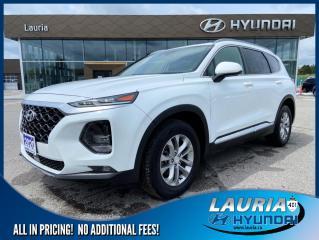 Used 2020 Hyundai Santa Fe 2.4L AWD Essential w/Safety Pkg for sale in Port Hope, ON