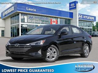 New 2020 Hyundai Elantra Preferred w/Sun & Safety Pkg for sale in Port Hope, ON