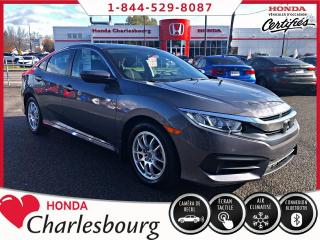 Used 2018 Honda Civic LX **AUTOMATIQUE**17 443 KM** for sale in Charlesbourg, QC