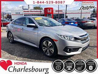 Used 2017 Honda Civic EX AUTOMATIQUE**TOIT OUVRANT** for sale in Charlesbourg, QC