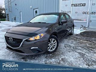 Used 2016 Mazda MAZDA3 GS TRÈS BONNE VOITURE! for sale in Rouyn-Noranda, QC