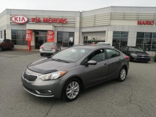 Used 2016 Kia Forte LX+**SIEGE CHAUFANT**BLUETOOTH **DEMAREUR for sale in Mcmasterville, QC