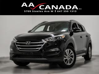 Used 2018 Hyundai Tucson SE for sale in North York, ON