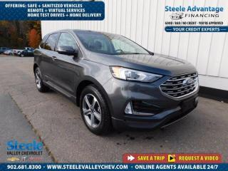 Used 2020 Ford Edge SEL awd - ONLY 7,300 km !! FULLY LOADED !! for sale in Kentville, NS