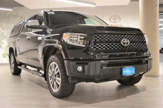 Used 2019 Toyota Tundra 4x4 CrewMax Platinum 5.7 6A for sale in Richmond, BC