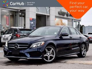 Used 2017 Mercedes-Benz C-Class C 300 4 MATIC AMG Styling Panoramic Roof for sale in Thornhill, ON