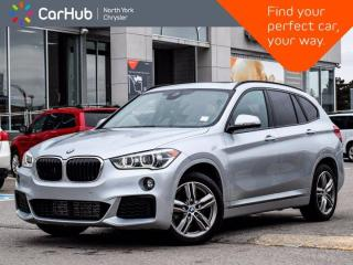 Used 2019 BMW X1 xDrive28i M-Sport Accessories Panoramic Roof Navigation for sale in Thornhill, ON