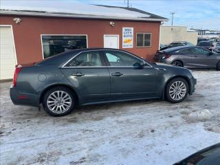 Used 2013 Cadillac CTS Sedan Premium for sale in Saskatoon, SK